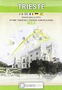 Trieste, Italy - City Map - 1:10,000