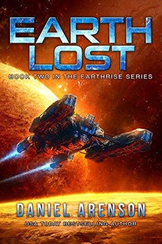 Earth Lost by Daniel Arenson