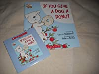If You Give a Dog a Donut Paperback & Audio Cd