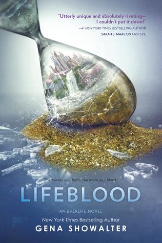 Lifeblood (Everlife, #2)
