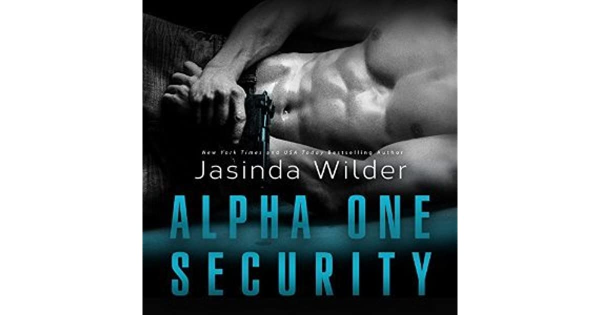 Harris Alpha One Security 1 By Jasinda Wilder