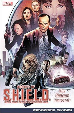 #6 2016 Marvel Comics Agents Of S.H.I.E.L.D