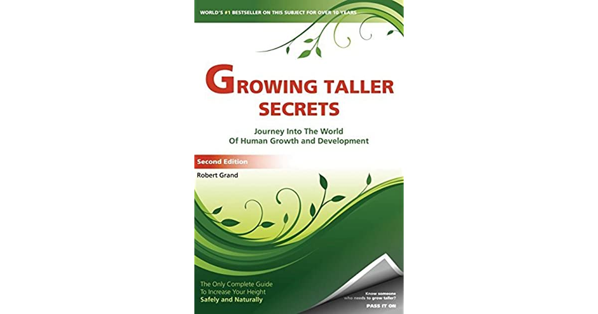 Growing Taller Secrets Book