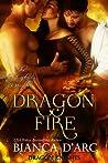 Dragon Fire (Dragon Knights, #10; The Sea Captain's Daughter, #2)