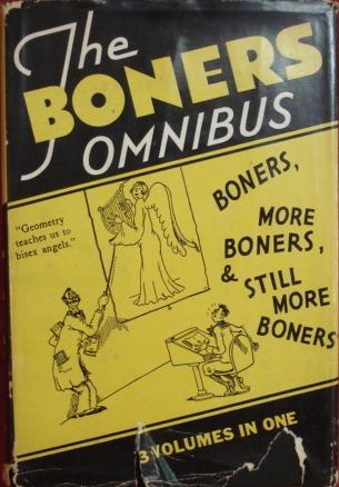 The Boners Omnibus Boners More Boners Still More Boners