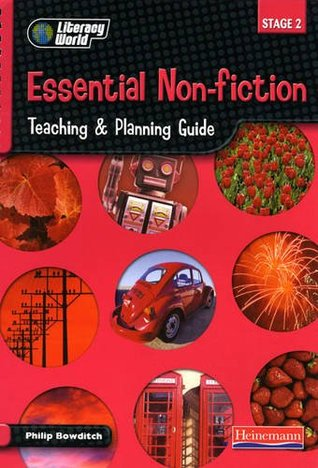 Literacy World Stage 2 Non Fiction: Essential Teaching & Planning Guide Scotland/NI (LITERACY WORLD NEW EDITION)