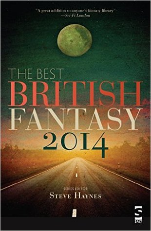 Steve Haynes: The Best British Fantasy 2014