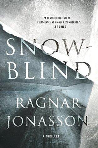 Snowblind by Ragnar Jónasson