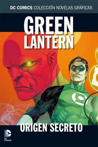 Green Lantern: Origen Secreto