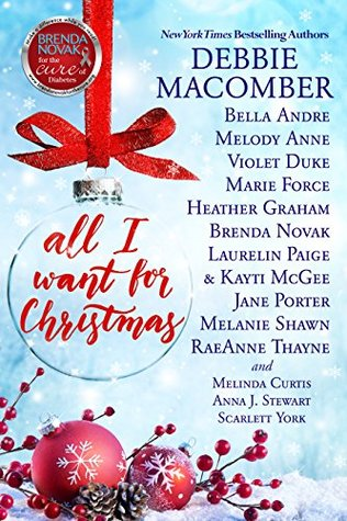 All I Want For Christmas by Debbie Macomber