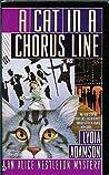A Cat in a Chorus Line (Alice Nestleton Mystery #13)