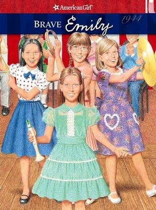 Brave Emily (American Girls: Molly, #7)