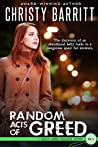 Random Acts of Greed by Christy Barritt