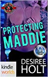 Protecting Maddie (The Omega Team #4; Special Forces: Operation Alpha)