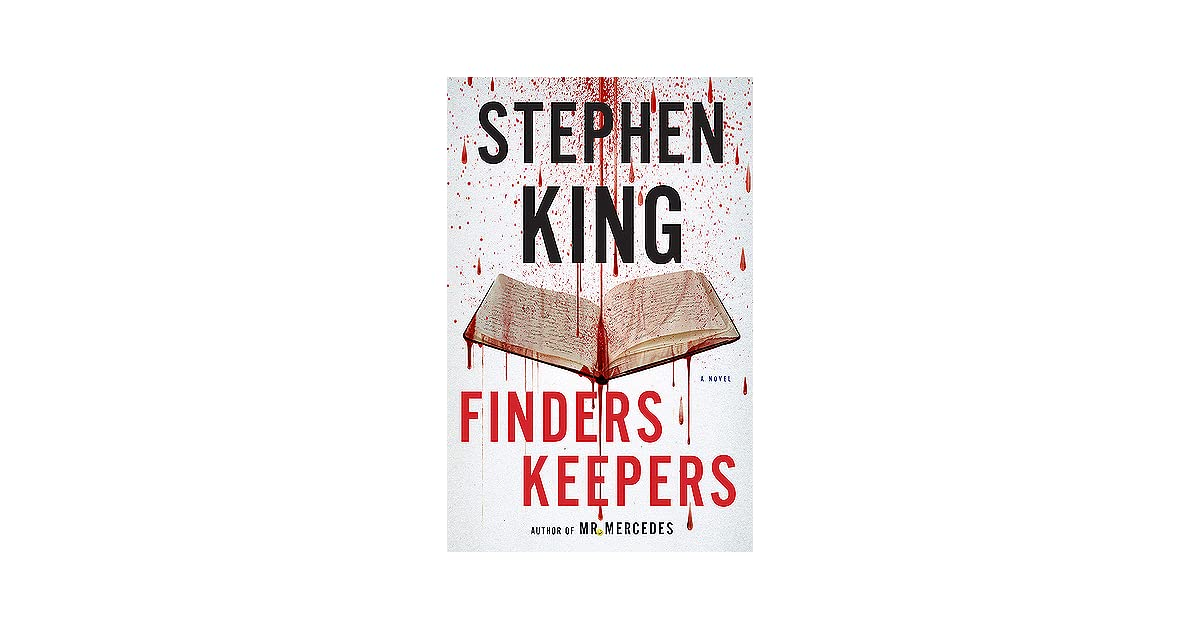 Finders Keepers Stephen King Ebook