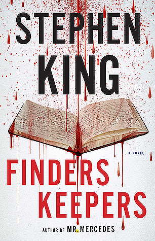 Cover Finders Keepers (Bill Hodges Trilogy, #2) - Stephen King