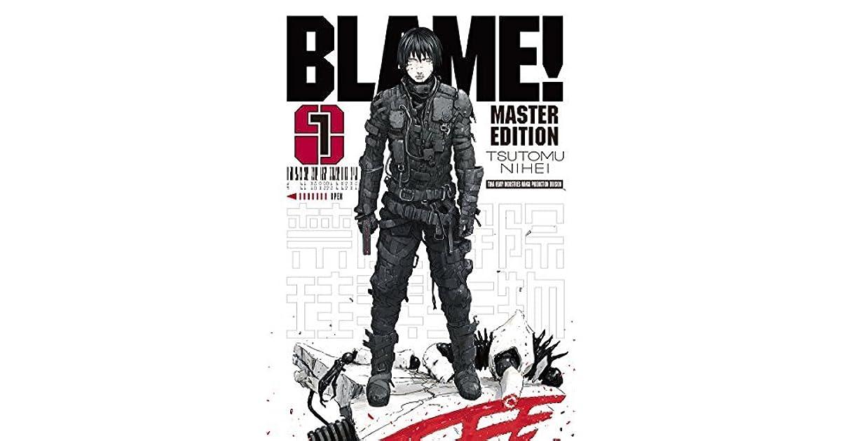 Blame Vol 1 By Tsutomu Nihei