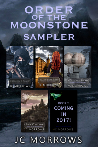 The Order of the MoonStone sampler