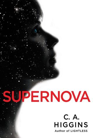 Supernova (Lightless, #2) by C A  Higgins