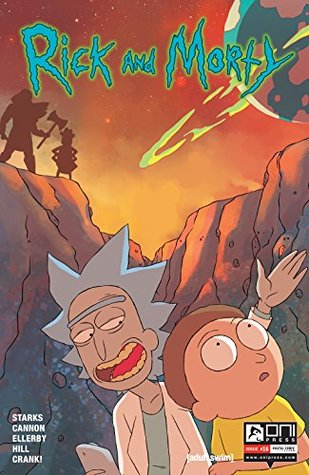 Rick and Morty #16 by Kyle Starks