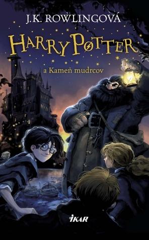 Harry Potter a Kameň mudrcov (Harry Potter, #1)
