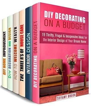 Cozy Home Box Set (6 in 1): DIY Decorating, Interior Design ...