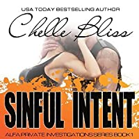 Sinful Intent (ALFA Private Investigations, #1)