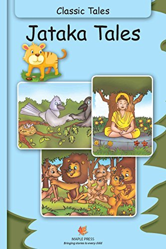 Jataka Tales (Fully Illustrated)  Classic
