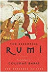 Book cover for The Essential Rumi