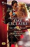 Dante's Blackmailed Bride (The Dante Legacy, #1)