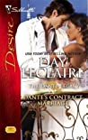 Dante's Contract Marriage (The Dante Legacy, #4)