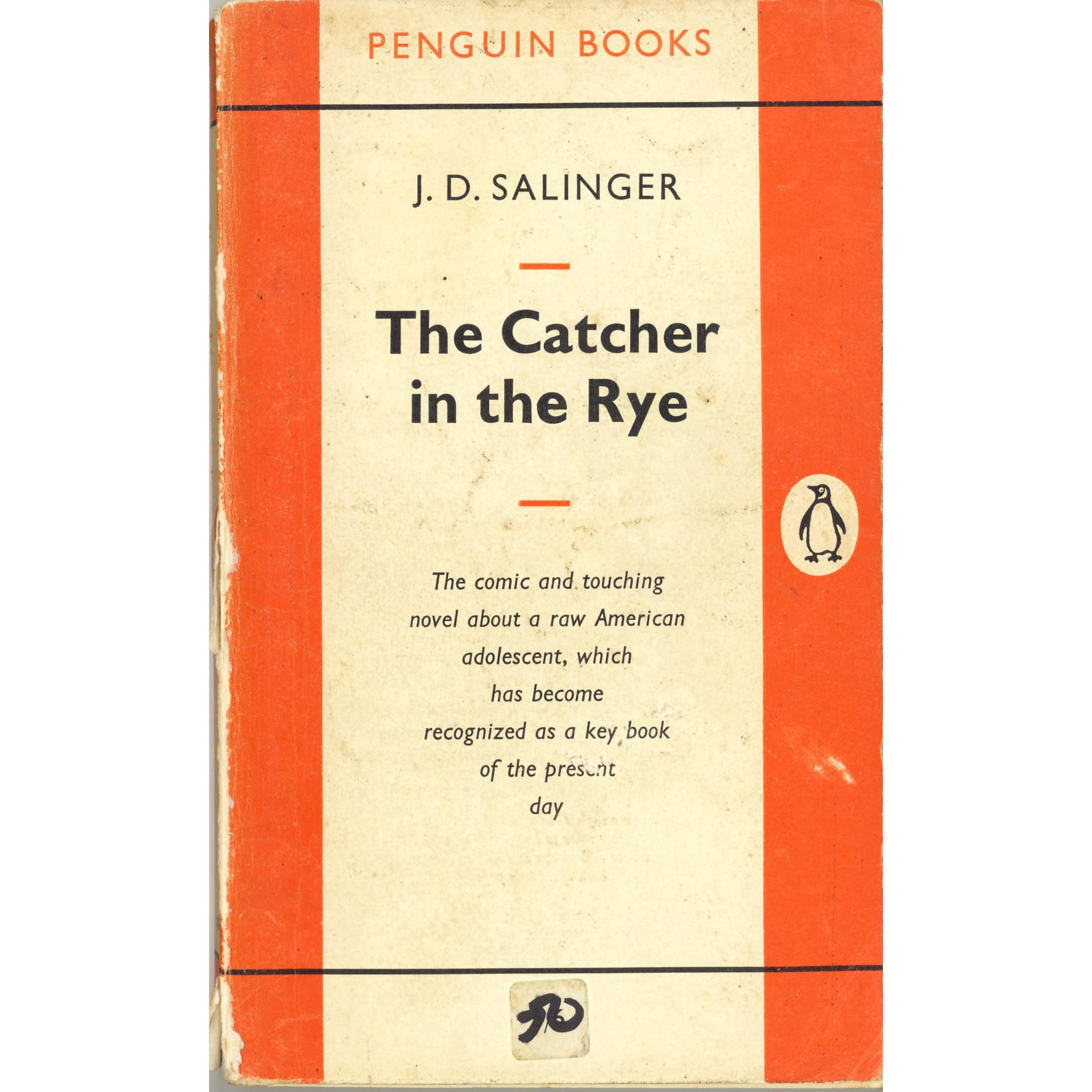 a review of j d salingers the catcher in the rye 'catcher in the rye' by jd salinger is one of the most banned books in the us according to time magazine there are few books in american literature as controversial as the catcher in the rye.