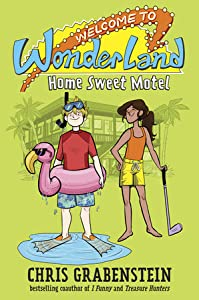 Home Sweet Motel (Welcome to Wonderland, #1)