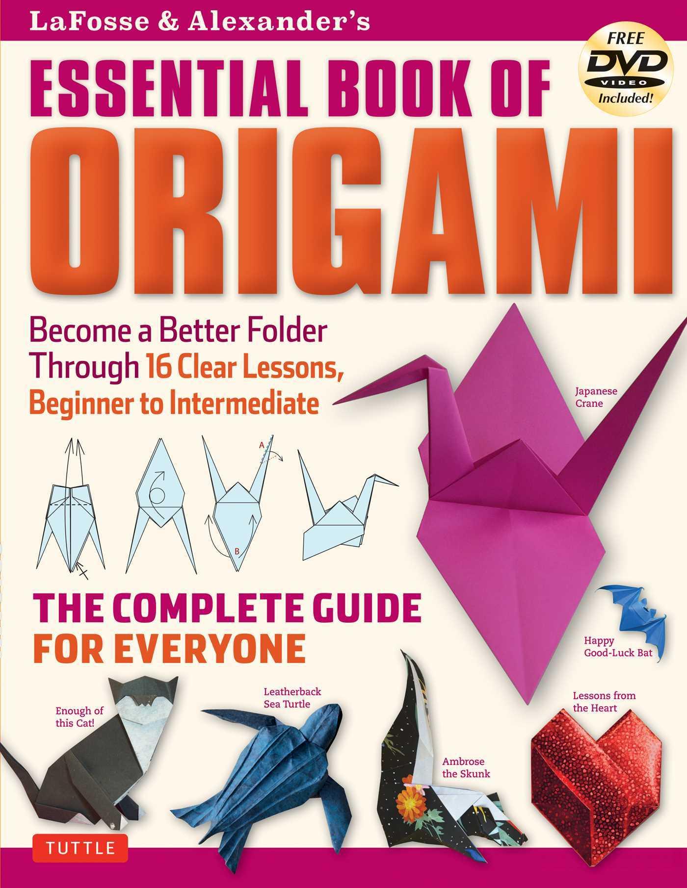essential book of origami