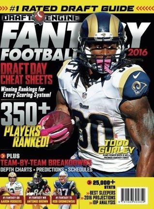 Draft Engine Fantasy Football 2016: Winning Rankings for Every Scoring System