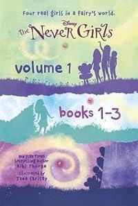 Never Girls: Books 1-3 (Disney: The Never Girls)