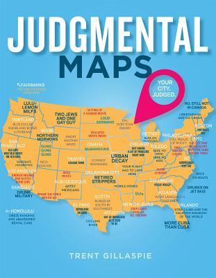 Judgmental Maps: Your City. Judged. by Trent Gillaspie on map of holgate, map of esko, map of alpena community college, map of mount morris, map of jenison, map of paynesville area, map of birch run township, map of grindstone city, map of the detroit, map of mankato area, map of west branch, map of troutdale, map of little falls, map of lindstrom, map of barnesville, map of pauls valley, map of iron county, map of olivet, map of heppner, map of iron river,