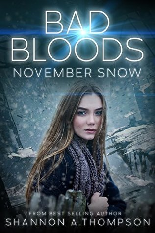 November Snow by Shannon A. Thompson