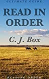 Read in Order: C. J. Box: Joe Pickett in Order