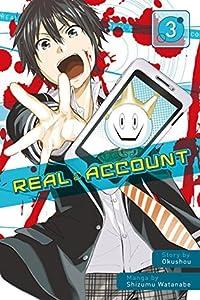 Real Account Vol. 3