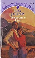 Yesterday's Lies (Western Lovers: Reunited Hearts, #31)