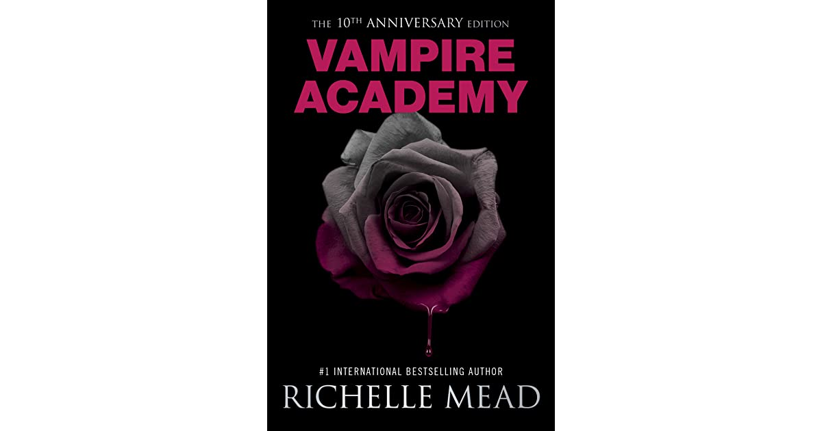 Vampire academy richelle mead goodreads giveaways