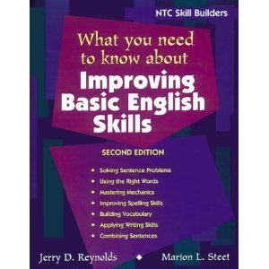 What You Need to Know About Improving Basic English Skills (NTC Skill Builders) : Annotated Teacher's Edition