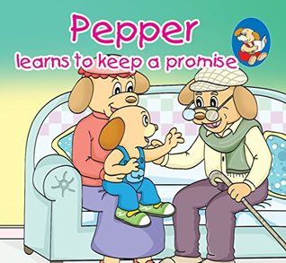 Pepper Learns to Keep a Promise