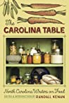 The Carolina Table: North Carolina Writers on Food pdf book review free