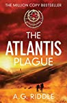 Book cover for The Atlantis Plague (The Origin Mystery, Book 2)