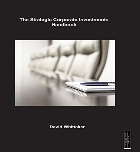 The Strategic Corporate Investments Handbook