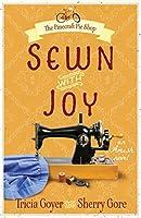 Sewn with Joy (The Pinecraft Pie Shop Series #3)