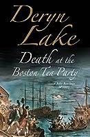 Death at the Boston Tea Party (John Rawlings, #16)