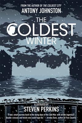 The Coldest Winter by Antony Johnston